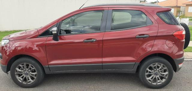Ford ecosport 1.6 freestyle automática 2017 - Foto 5