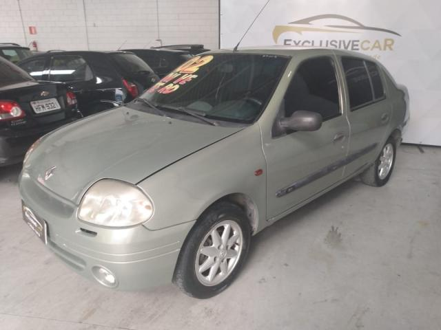 CLIO 2002/2002 1.0 RL SEDAN 16V GASOLINA 4P MANUAL - Foto 7