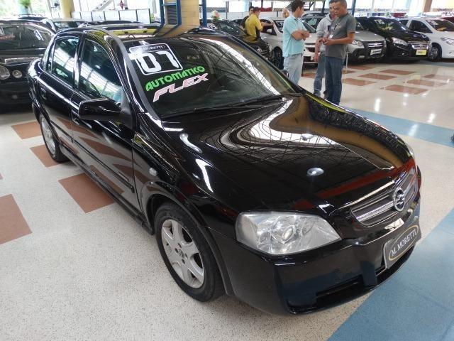 Astra Sedan Flex Automático 2007 * Completo - Foto 3