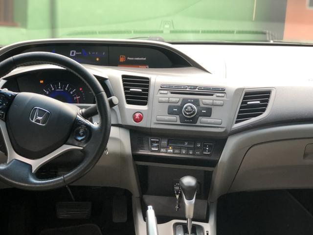 Civic lxr 2.0 flexone leia o anuncio troca marchas no volante - Foto 6