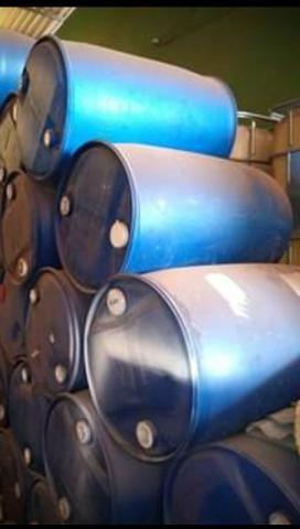 Tambor plástico 200 litros