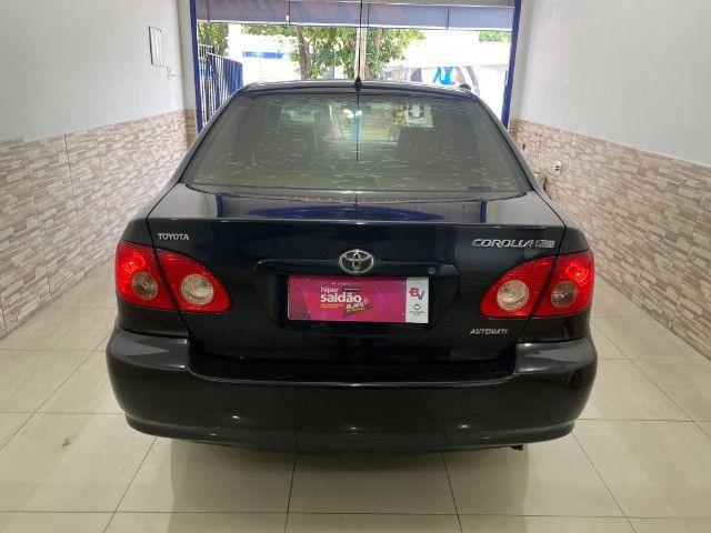 Toyota Corolla XEI Automatico + Couro 2005 - Foto 5