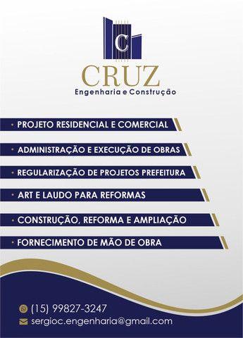 Cruz Engenharia e Construção / Engenheiro Civil - Foto 2
