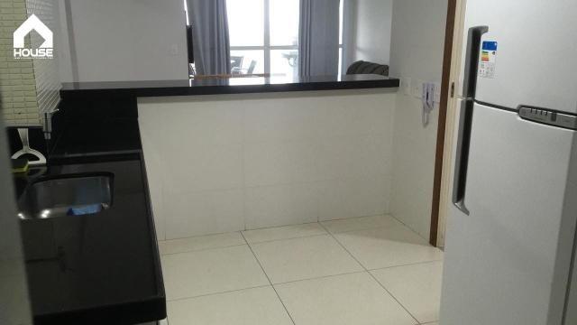 Apartamento para alugar com 3 dormitórios em Praia do morro, Guarapari cod:H4925 - Foto 6