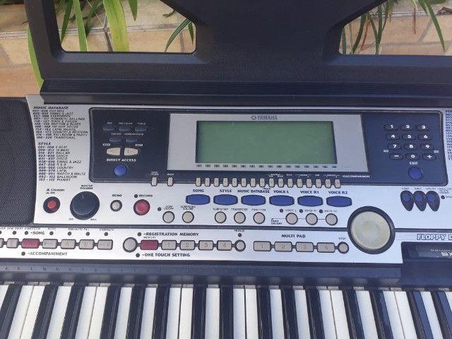 Teclado Yamaha PSR-550 - Foto 5