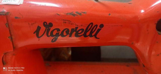 Máquina de Costura Antiga Vigorelli - Foto 3