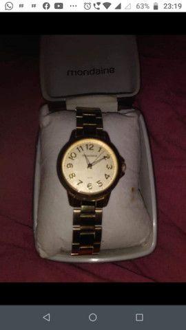 Vendo relógio Mondaine a prova de água 170 - Foto 3
