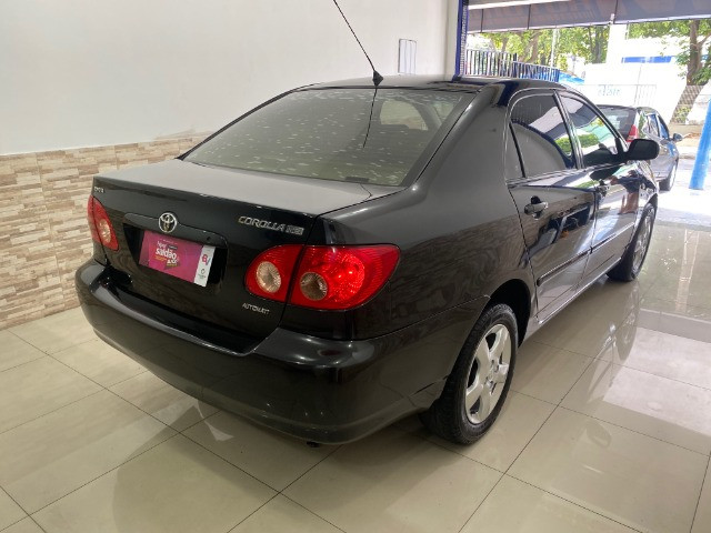 Toyota Corolla XEI Automatico + Couro 2005 - Foto 6