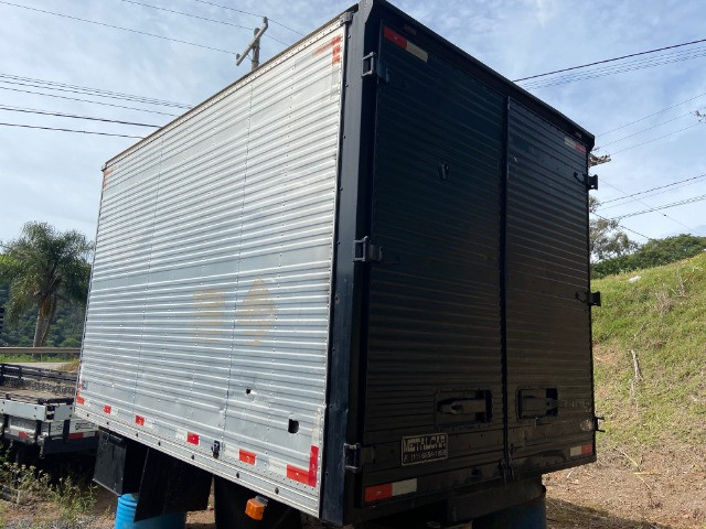 Baú para caminhão 3/4 3,50m fs caminhoes - Foto 4