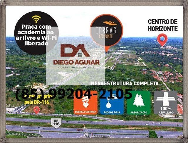Loteamento Terras Horizonte $%¨&*( - Foto 2