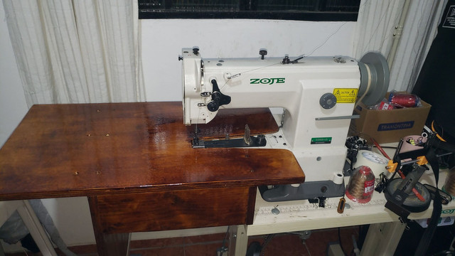 Máquina de costura de braço - Foto 2