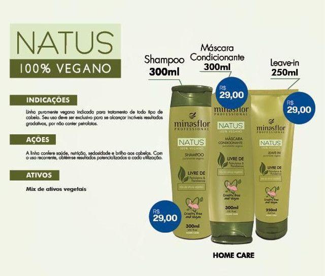 Kit Home Care Natus Vegano