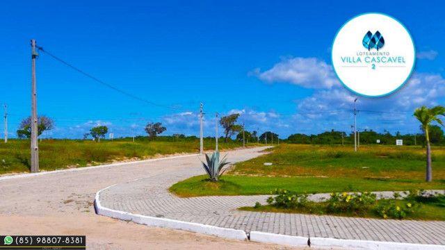 Villa Cascavel 2 no Ceará Lotes (Últimas unidades) !{{{ - Foto 13