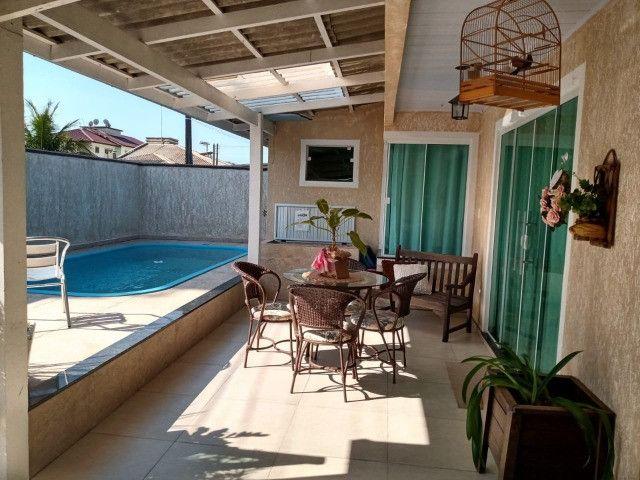 Casa com 3 dormitórios e piscina para temporada no Perequê em Porto Belo - Cód. 88AT - Foto 15