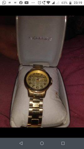 Vendo relógio Mondaine a prova de água 170 - Foto 4