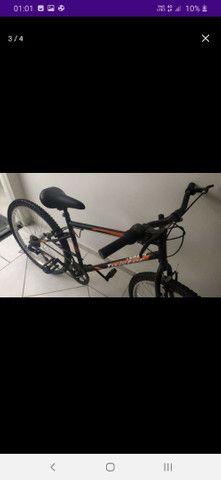 Bike nova, pouco usada