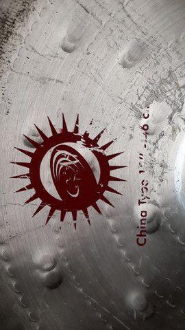 "China Octagon Dark 18"" - Foto 4"