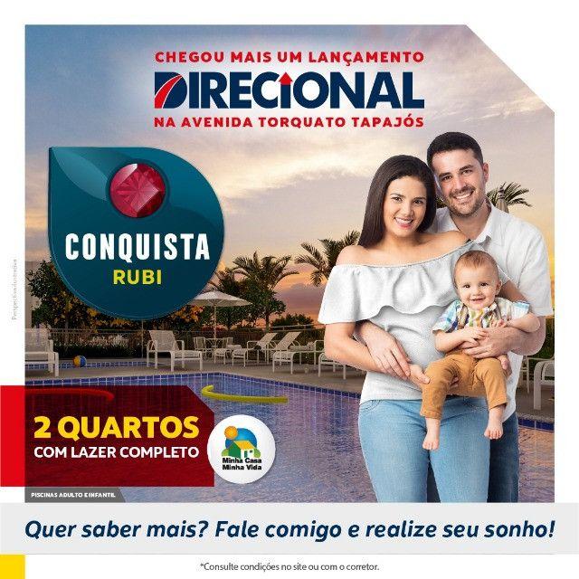 LA- Conquista Rubi ao Lado do Alegro Condomínio- Ato de R$ 150,00
