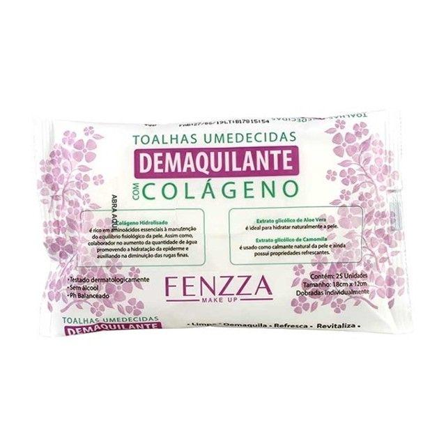 Lenço demaquilante Fenzza - Foto 2