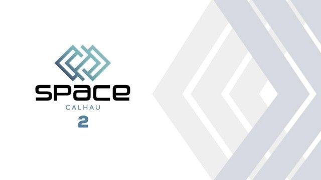 14- SPACE CALHAU 2. Área nobre e opção de 2 e 3 quartos!