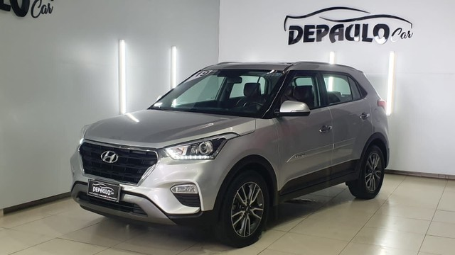 Hyundai Creta Prestige 2.0 2019