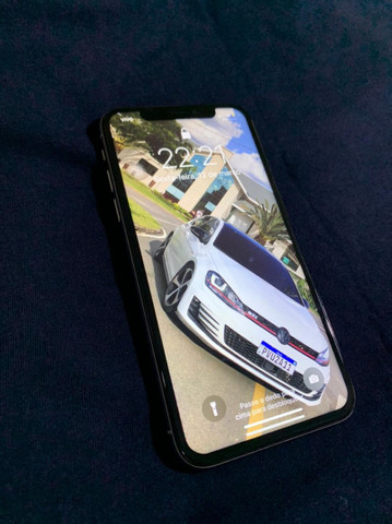 IPHONE X, 64 GB, SEM DETALHES