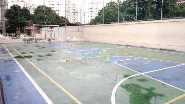 Apartamento com 2 dormitórios para alugar, 60 m² - Barreto - Niterói/RJ - Foto 14