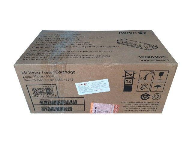 Toner Xerox 3330 / 106R03625 Original Novo