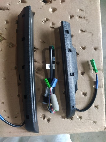 Iluminação do console do novo Civic - Foto 3
