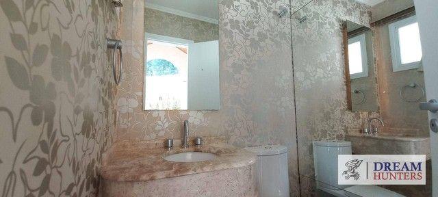 Casa com 4 dormitórios à venda, 337 m² por R$ 2.169.000,00 - Campo Comprido - Curitiba/PR - Foto 10