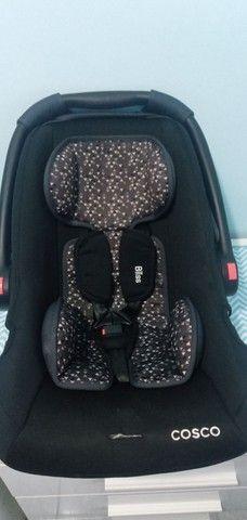 Bebê conforto Cosco Bliss 0 a 13kg - Foto 5