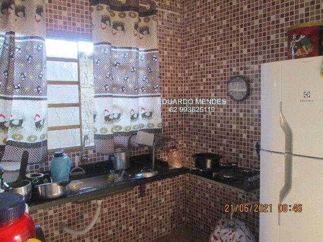 Casa 2/4, mas 2 barracões, lote de esquina 307 m², vila Operaria Anápolis  - Foto 15