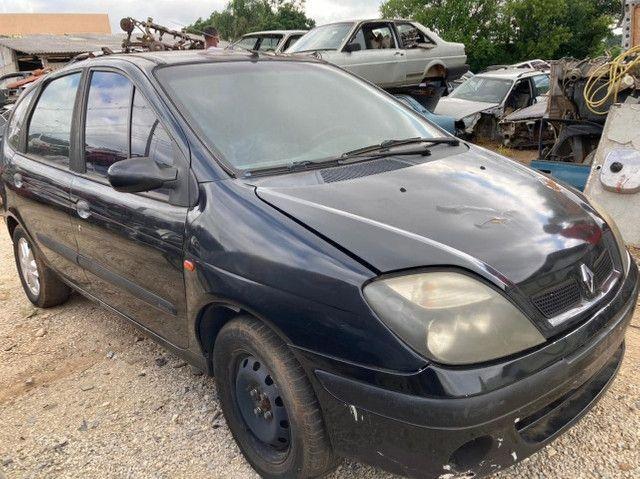 Sucata Renault Senic 2.0 (para retirada de peças). - Foto 11