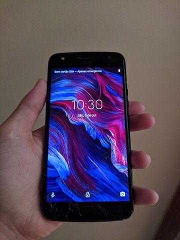 Moto X4 16 Gb Super Black  400 R$ - Foto 5