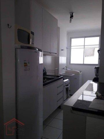 Residencial Spazio Classique, região São Francisco, com 02 dormitórios todo mobiliado acei - Foto 4