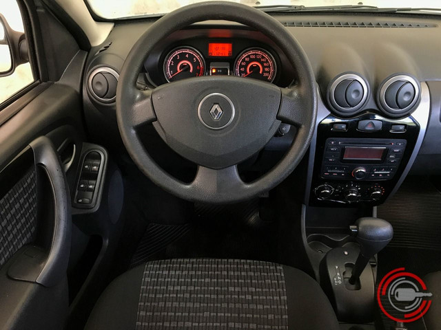 Sandero 1.6 automatico 2012  - Foto 5