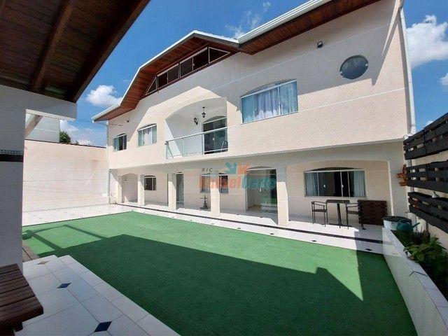 Casa com 5 dormitórios sendo 2 suíte à venda, 500 m² por R$ 1.485.000 - Campo Comprido - C - Foto 11