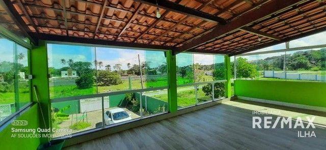 2 Casas com 5 dormitórios à venda, 250 m² por R$ 370.000 - Barra Grande - Vera Cruz/BA - Foto 7