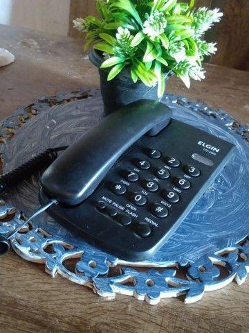 Seme novo telefone residencial - Foto 2