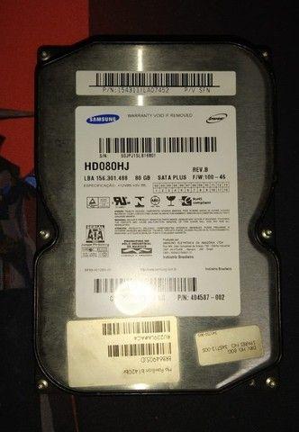 Memoria RAM notebook DDR3 4GB / 4 GB / 1 GB - Processador Pc Intel 775 - Foto 6