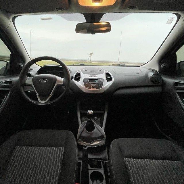 Ford Ka Hatch SE 1.0 12v 2017 - muito novo - procedência  - Foto 7