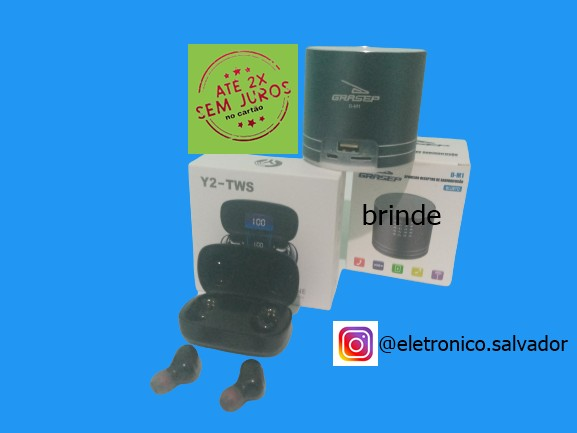 Fones De Ouvido Bluetooth - Foto 3