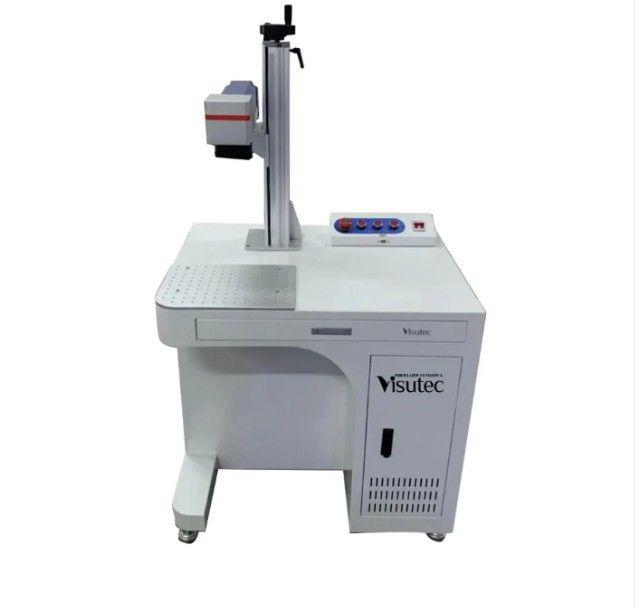 Máquina de Gravação a Laser Fiber Galvanométrica Desktopa partir de  R$ 30.439,50
