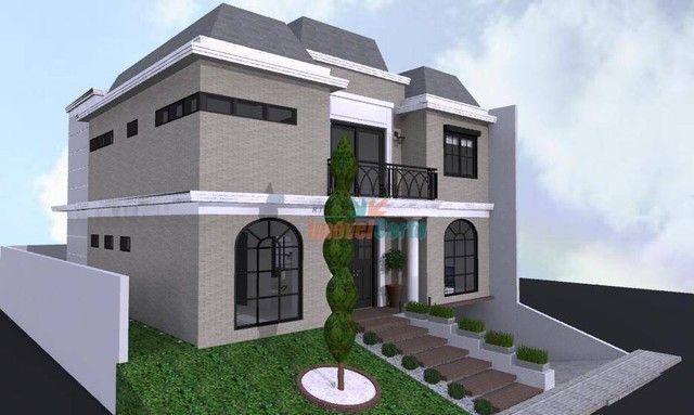Casa à venda, 383 m² por R$ 2.200.000,00 - Campo Comprido - Curitiba/PR - Foto 5