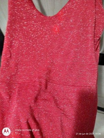 Vestido Novo (P) Apenas R$ 25,00 - Foto 3