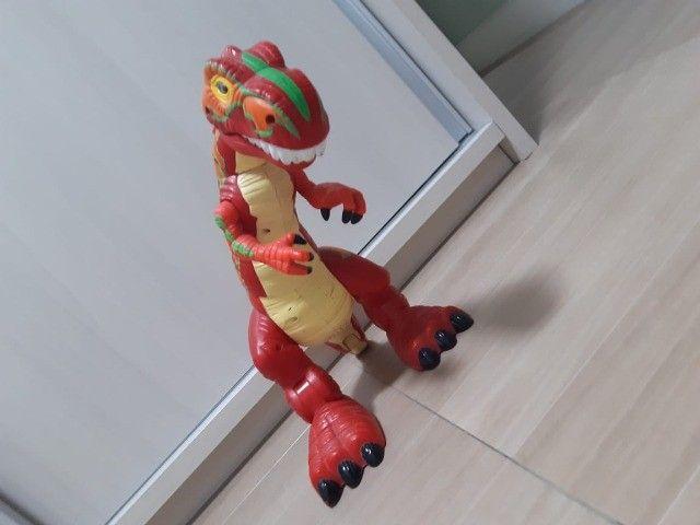 Mega Tiranossauro fisher - Foto 6