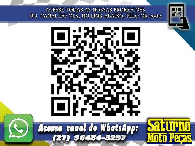 Kit Relação YES/ Katana 125 (271359) - Foto 2