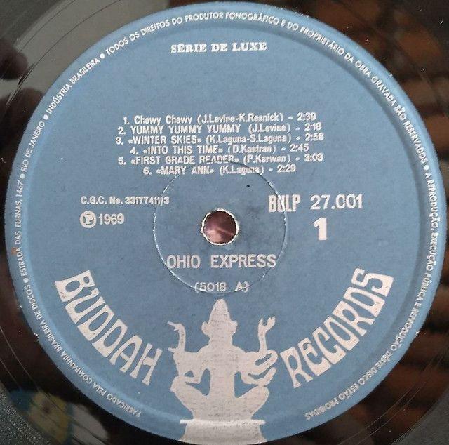 Lp Ohio Express 1969 Buddah Records disco vinil - Foto 4