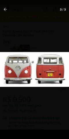 Coleção Samba Bus escala 1/8 - Foto 3