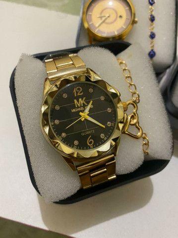Relógio+Pulseira - Foto 2